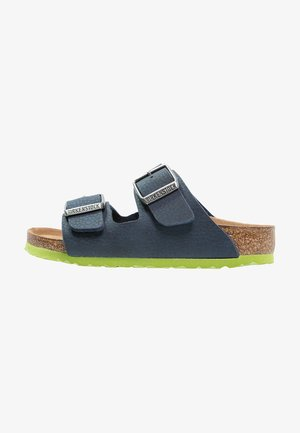 ARIZONA - Slippers - blue
