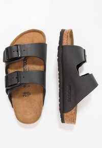 Birkenstock - ARIZONA - Tohvelit - black - 1