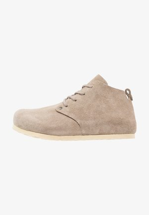 DUNDEE  - Casual snøresko - taupe