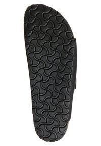 Birkenstock - ARIZONA - Slippers - black - 4