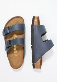 Birkenstock - ARIZONA - Pantolette flach - blue - 1