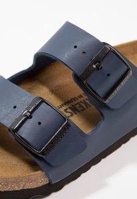 Birkenstock - ARIZONA - Mules - blue - 5