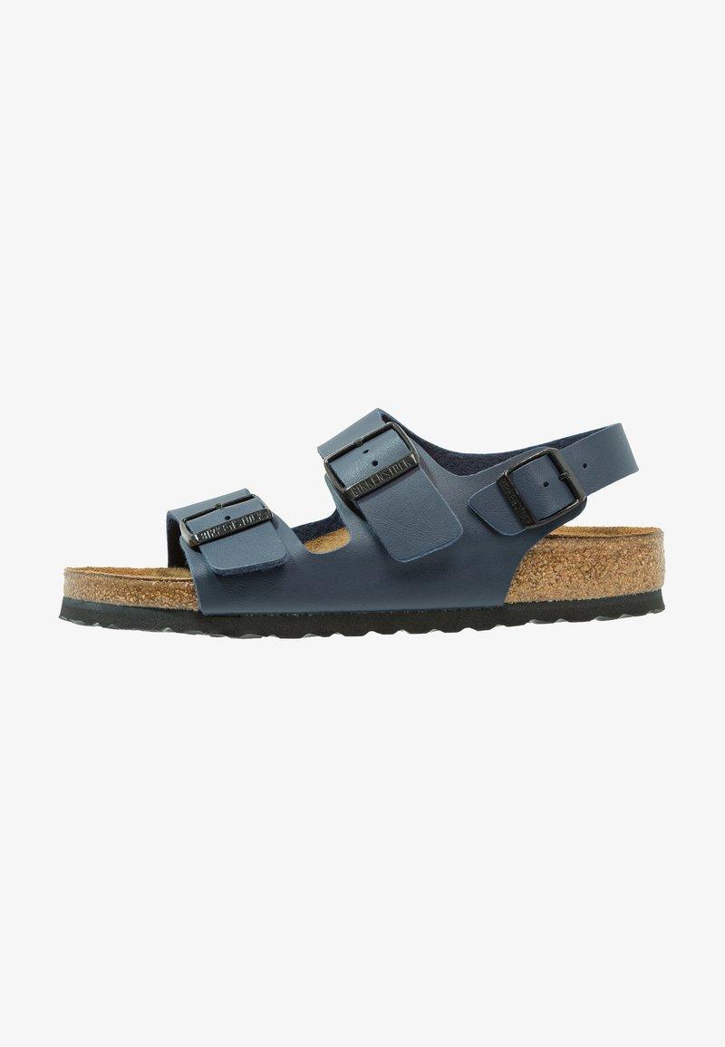 Birkenstock - MILANO - Sandals - blue