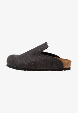 DAVOS REGULAR FIT - Slippers - anthracite