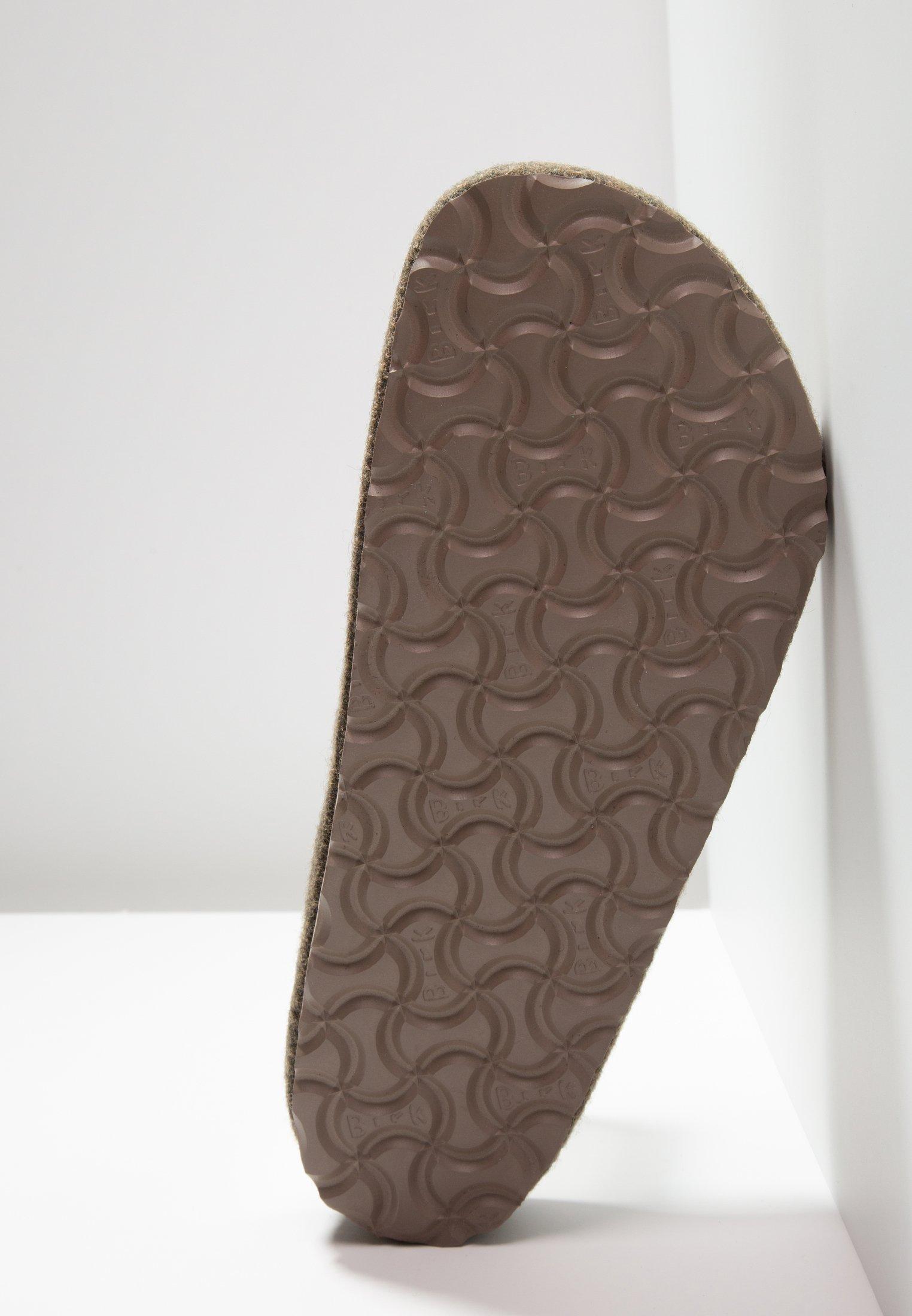 Kaprun FitChaussons Doubleface Birkenstock Khaki Regular 45jAR3L