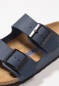 Birkenstock - ARIZONA - Domácí obuv - blue - 5