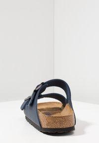 Birkenstock - ARIZONA - Domácí obuv - blue - 3