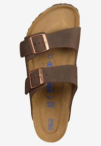 Birkenstock - ARIZONA SOFT FOOTBED - Sandaler - brown - 1