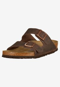 Birkenstock - ARIZONA SOFT FOOTBED - Sandaler - brown - 2