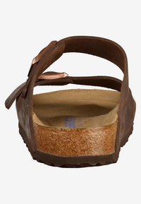 Birkenstock - ARIZONA SOFT FOOTBED - Sandaler - brown - 3