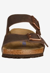 Birkenstock - ARIZONA SOFT FOOTBED - Sandaler - brown - 6