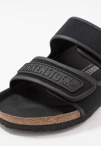 Birkenstock - DELFT - Domácí obuv - black - 5