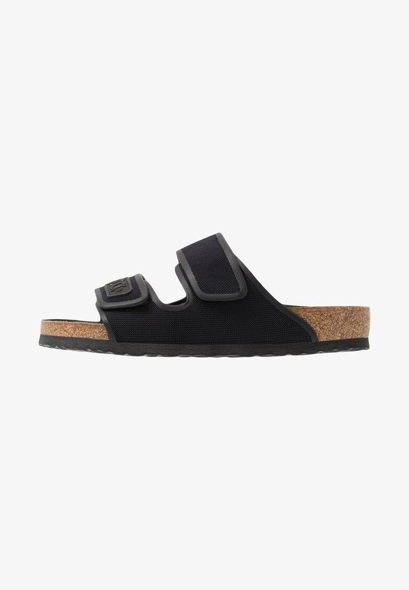 Birkenstock - DELFT - Domácí obuv - black