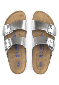 Birkenstock - Slippers - silver - 3