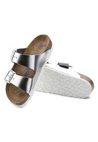 Birkenstock - Slippers - silver - 6