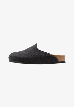 AMSTERDAM - Slippers - anthracite