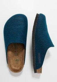 Birkenstock - AMSTERDAM VEGAN - Domácí obuv - ocean blue - 1
