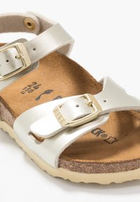 Birkenstock - RIO - Sandály - electric metallic gold - 2