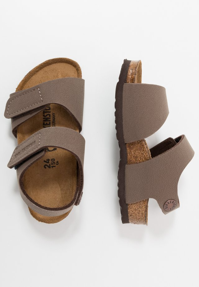 PALU - Sandals - mocha