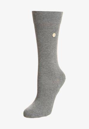 Ponožky - mid gray melange