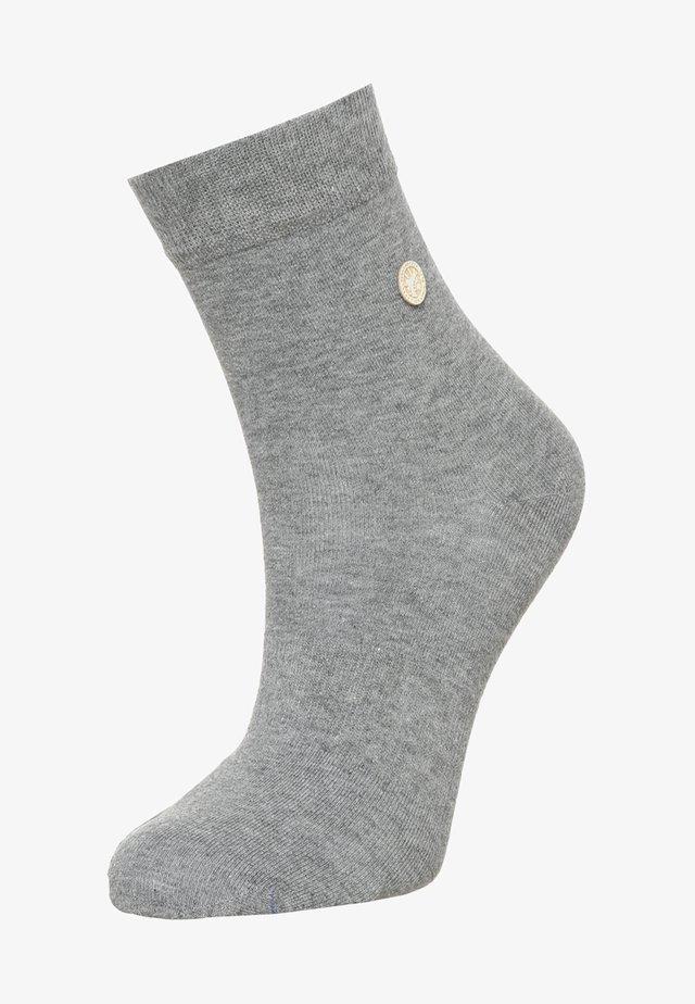 SPLIT - Strømper - gray melange