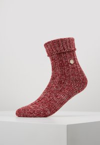 Birkenstock - TWIST - Ponožky - tawny port - 0