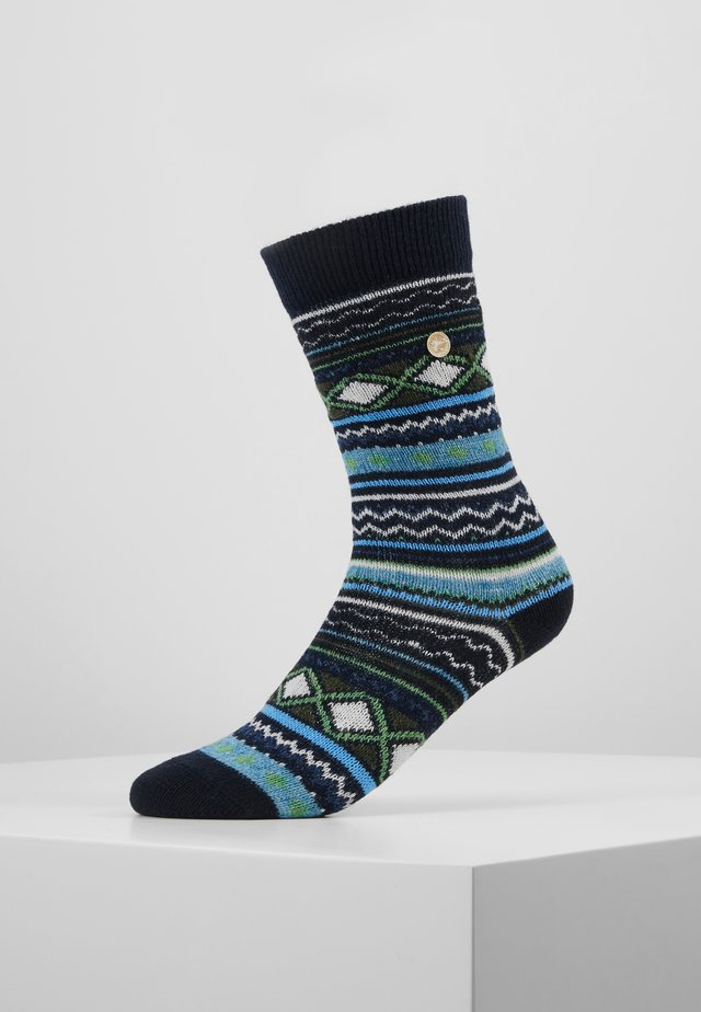 FASHION ETHNO - Socks - navy