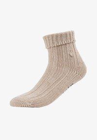 Birkenstock - TWIST - Sokker - beige melange - 1