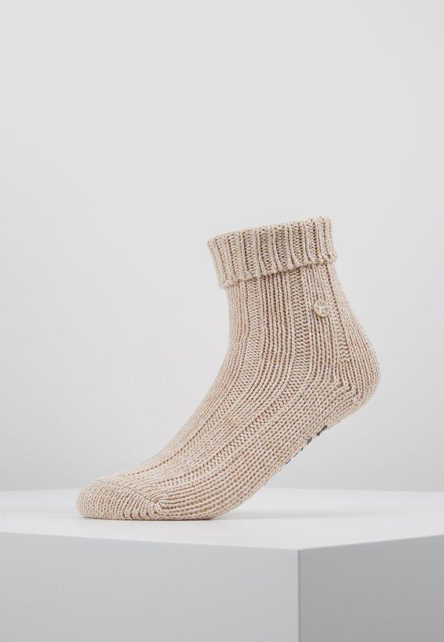 TWIST - Socks - beige melange