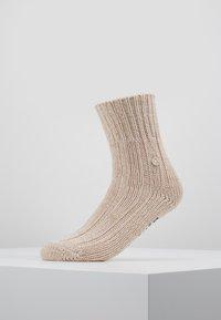 Birkenstock - TWIST - Sokker - beige melange - 3