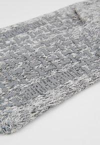 Birkenstock - TWIST - Chaussettes - light gray melange - 2