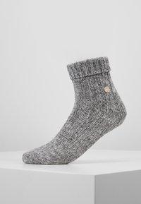 Birkenstock - TWIST - Chaussettes - light gray melange - 0
