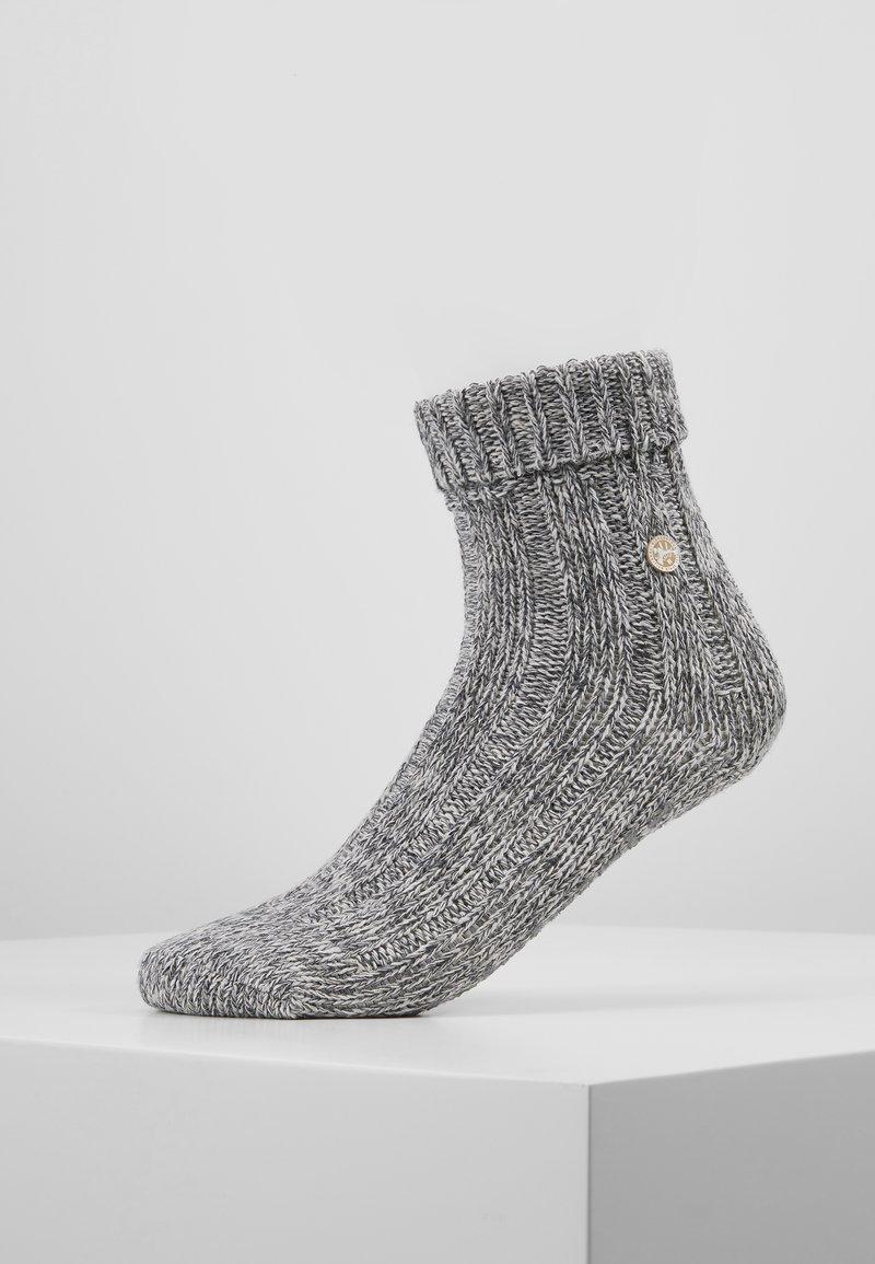 Birkenstock - TWIST - Chaussettes - light gray melange