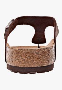 Birkenstock - GIZEH - T-bar sandals - habana - 2