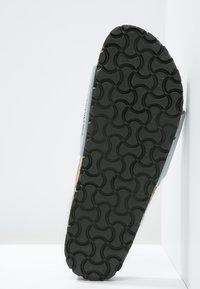 Birkenstock - MADRID - Pantofle - silver - 6