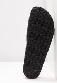 Birkenstock - Madrid - Domácí obuv - black - 6