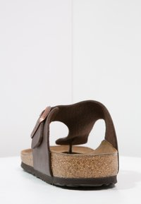 Birkenstock - RAMSES - T-bar sandals - dunkelbraun - 3