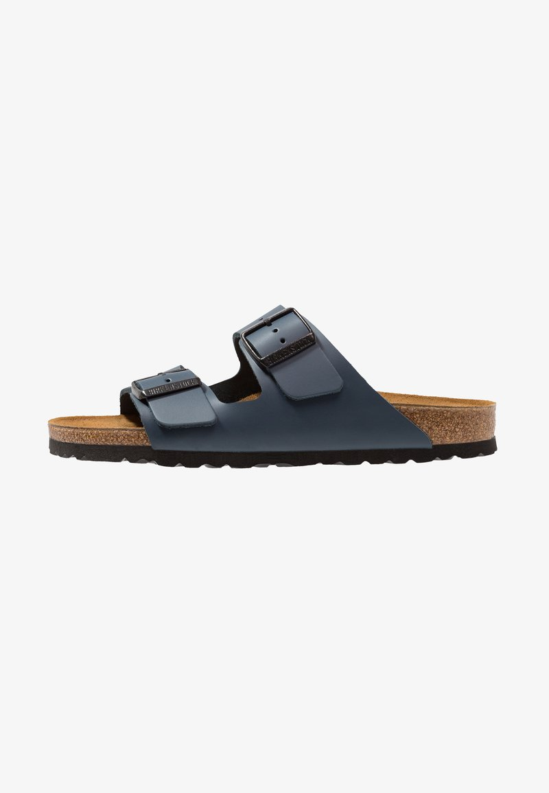 Birkenstock - ARIZONA NARROW FIT - Slippers - dunkelblau