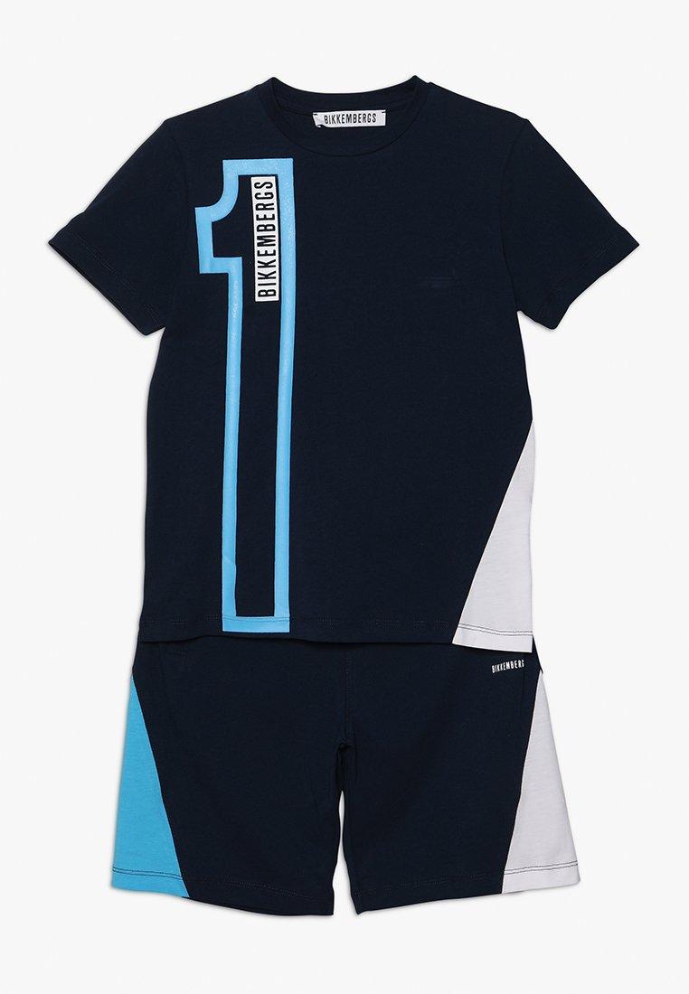 Bikkemberg Kids - SET - Shorts - blue