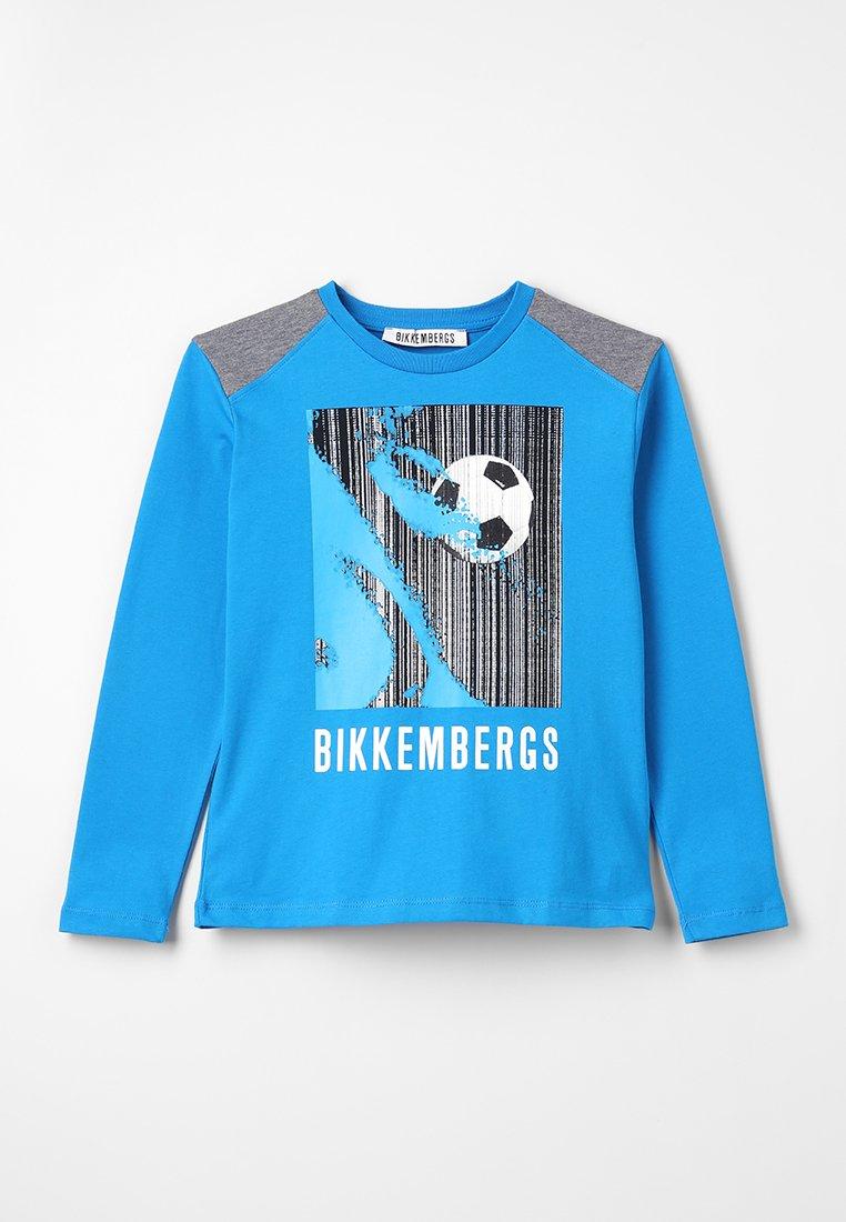 Bikkemberg Kids - LONG SLEEVES - Topper langermet - cornflower blue