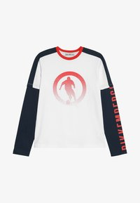 Bikkembergs Kids - Langærmede T-shirts - white - 2