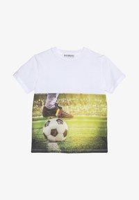 Bikkembergs Kids - T-shirts print - white - 2