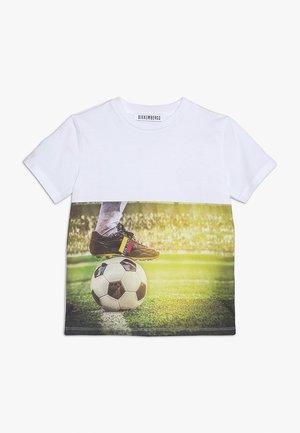 Printtipaita - white