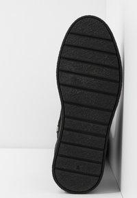Billi Bi - Plateaustøvler - black - 6