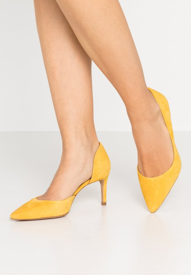 Classic heels - amalfi sun