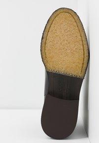 Billi Bi - Ankle boots - testa di moro/gold - 6