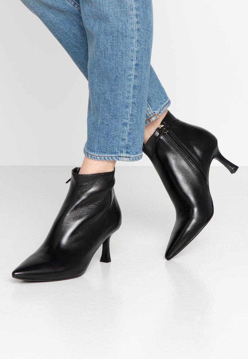 Billi Bi - Boots à talons - black