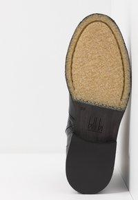 Billi Bi - Cowboy/biker ankle boot - black - 6
