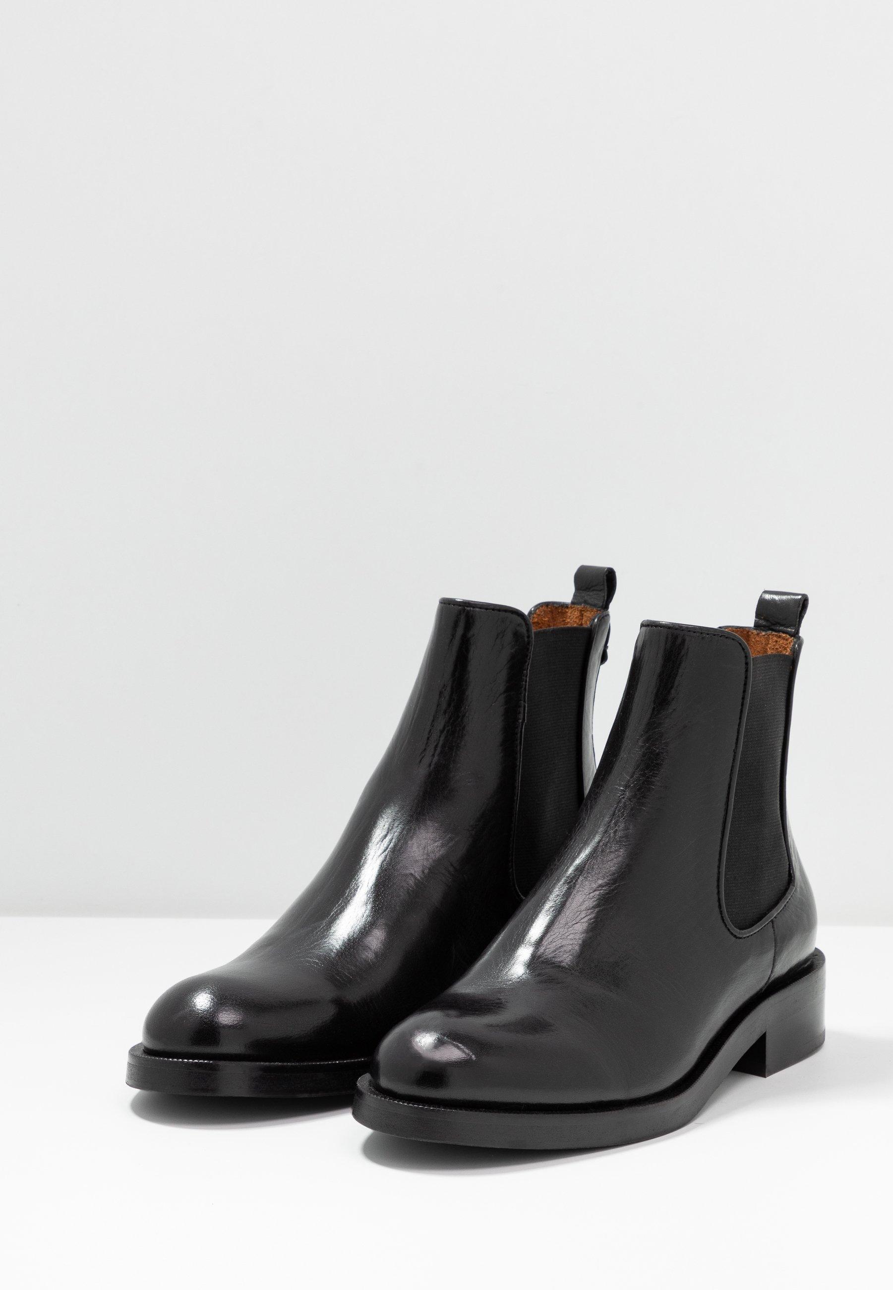 Støvletter black