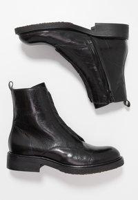 Billi Bi - Kotníkové boty - black - 3
